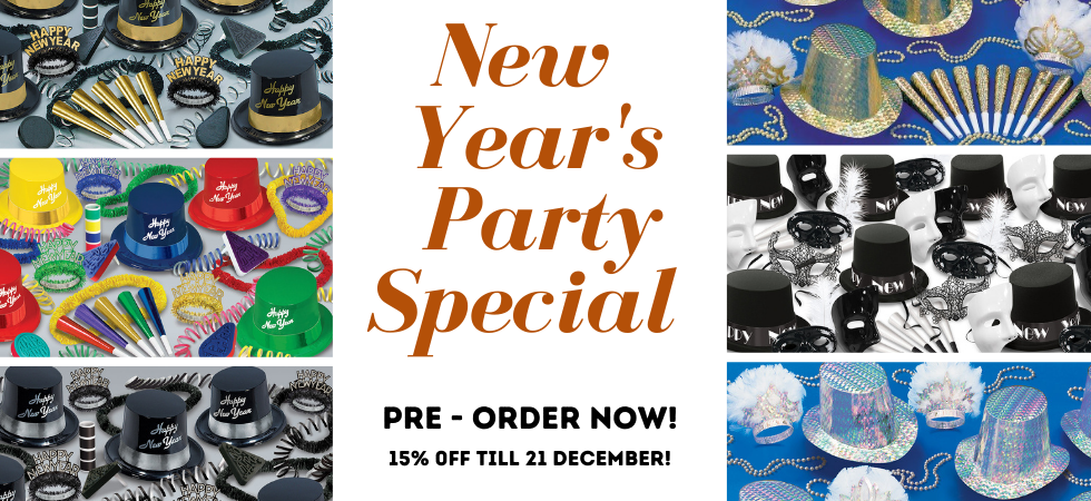 New Year Party Assortment