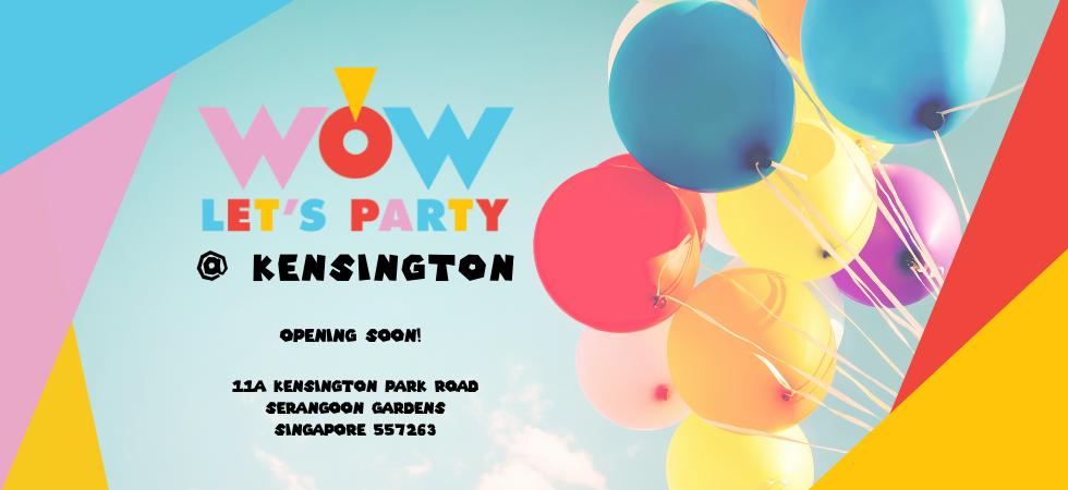 Wow Lets Party Kensington