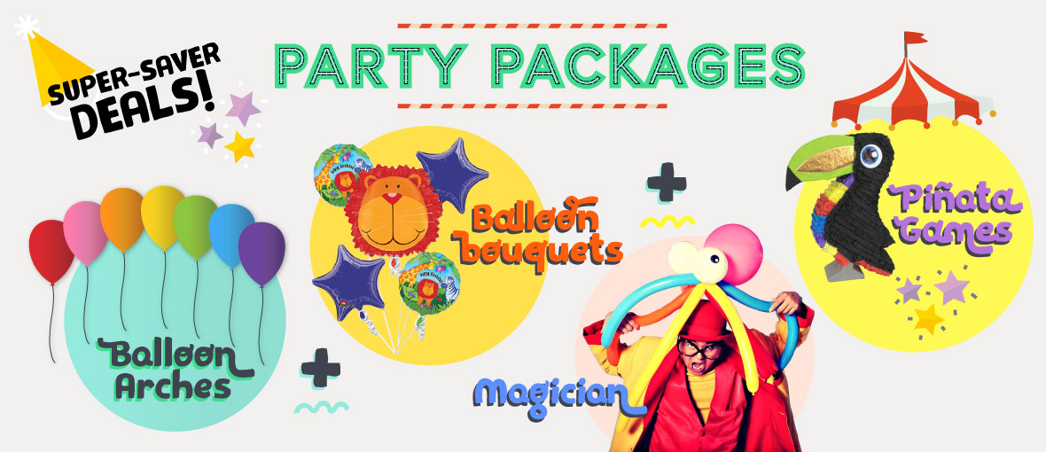 Wholesale Party Store & Party Services in Singapore – WoW