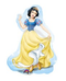 "14"" Mini-Shape Snow White"