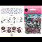 Classic50's Value Pack Confetti Mix - Paper & Foil