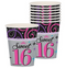 Celebrate Sweet 16 Cups 8ct