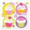 Cupcake Wonderland Beverage Napkins