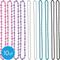 Celebrate Sweet 16 Bead Necklaces 10ct