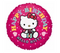 18 Happy Birthday Hello Kitty Foil Balloon S50