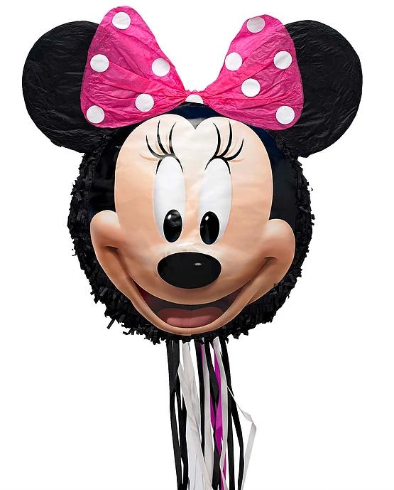 2df2b5c97 Disney Minnie Mouse 3D Pinata - WoW! Let's Party