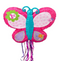 1ST Birthday Butterfly Pull Pinata