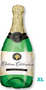 Champagne Bottle SuperShape™ XL® P30  04949-01