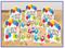 241540 Balloon Bash  Table Decorating Kit - Printed Paper