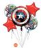 Avengers Shield Bouquet P75 34842-01