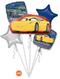 Cars Cruz Jackson Bouquet P75 35368-01