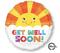 """28727-01 17"""" GWS Smiley SunShine Standard HX S40"""