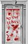 241210 Asylum/Chop Shop Plastic Dripping Blood Door Decoration
