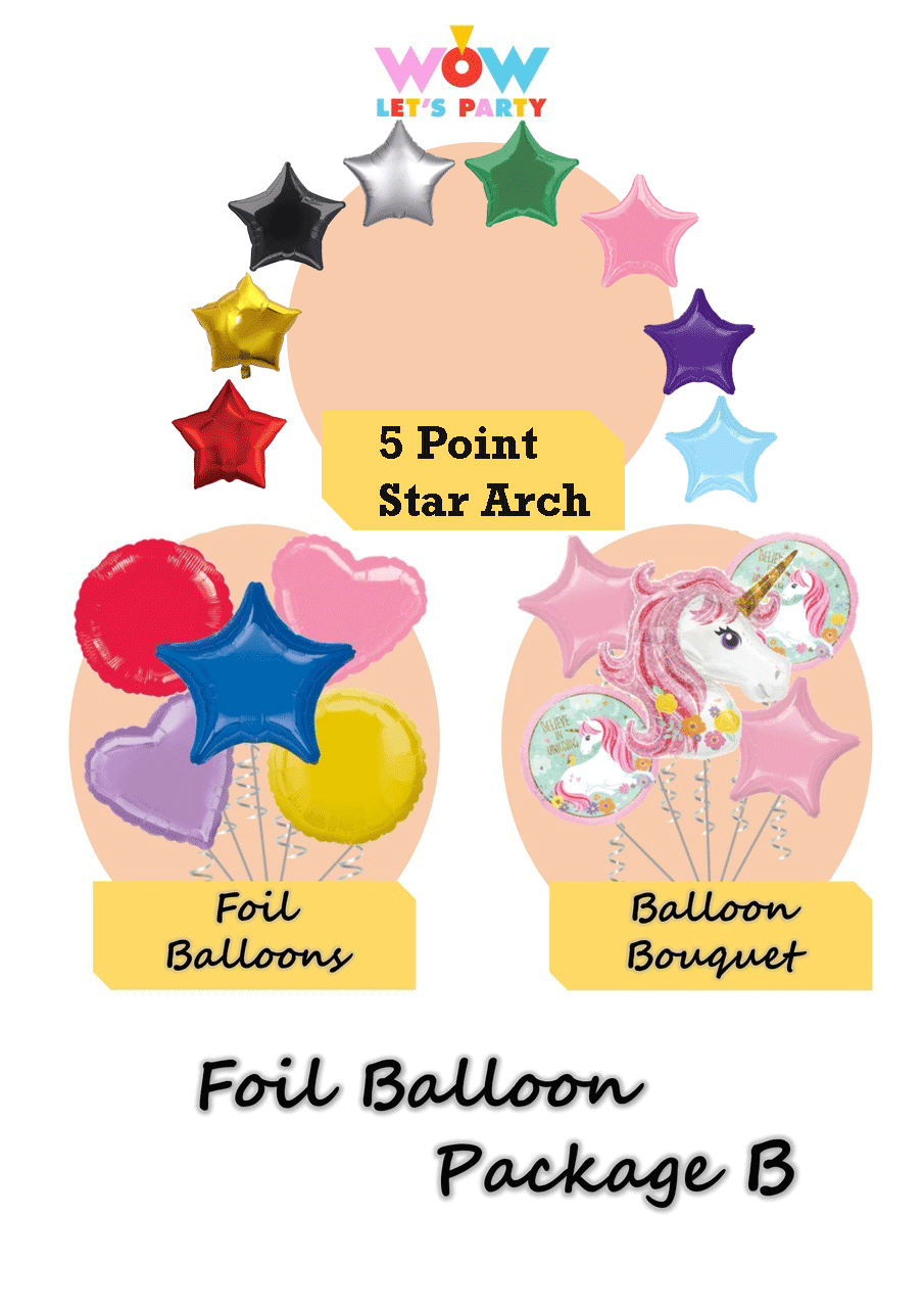 Anagram 32717 Batman Balloon Bouquet Multicolored