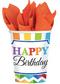 581465 Bright Birthday 9OZ Cups