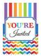 Bright Birthday Value Pack Postcard Invitations
