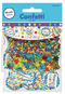 360184 Bright Birthday Value Pack Confetti Paper & Foil