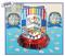 280045 Bright Birthday Table Decorating Kit
