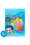 Bubble Guppies™ Folded Loot Bags - Plastic