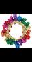 "397496  3"" Drop Bead Bracelets - Rainbow"