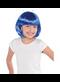 397477.22 Blue Bob Wig