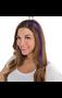 "395179.14 15"" Hair Extensions Purple"