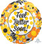 "35480-01 S40 17"" Feel Better Happy Standard HX®"