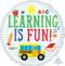 "35892-01 S40 17"" Learning Is Fun Standard HX®"