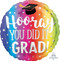 "37207-01 S40 17"" Hooray You Did It Standard HX®"