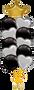 11 Foil Balloon Tree