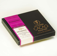 Arriba Raspberry 70% Dark Cacao Bar - Heirloom Certified