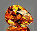 Natural Citrine Pear Shape Lot of 2 Stones AAA Quality 12x8