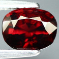 Natural Red Spinel 7.3x5.6 Oval 1.56ct #PG215