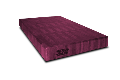 Purple Heart End Grain Butcher Block