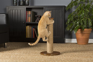 Kitty Power Paws Tall Round Scratching Post