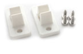 Quiptron Weir Door Hinges for SK1000 Skimmer Box