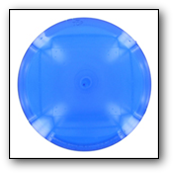 Spa Electrics GK6 Clip On Lens Blue