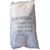 CHLORINE OUT 25KG SODIUM THIOSULPHATE