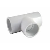 PVC - 50mm Tee Piece - Pressure