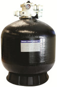 Pool Pro 25in Sand Filter White MPV