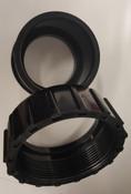 Waterco Multicyclone Half Barrel Union - 50mm #6340245