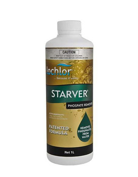 Lo Chlor Starver Liquid 1lt - Phosphate Remover