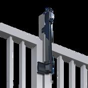 MagnaLatch Top Pull Gate Latch Series 3 - Lockwood Key & Barrel