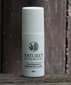 Nature's Botanical Roll-On Lotion - Natural Insect Repellent