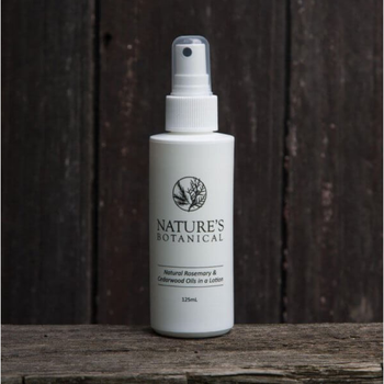 Nature's Botanical Spray Lotion - Natural Insect Repellent