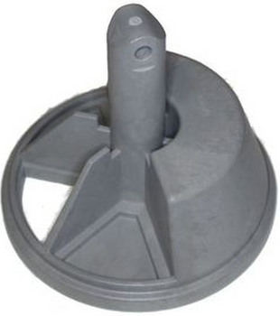 Hurlcon Valve Rotor - 50mm - Post 2009 to Current