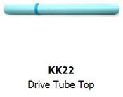Kreepy Krauly Marathon Drive Tube Top