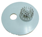Clark Inground Skimtrol Vacuum Plate