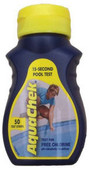 Aqua Chek Pool Test Strips - Chlorine 4 in 1 - 50 Strips