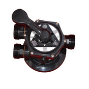 Hurlcon RX Series Mutiport Valve 40mm Top Mount